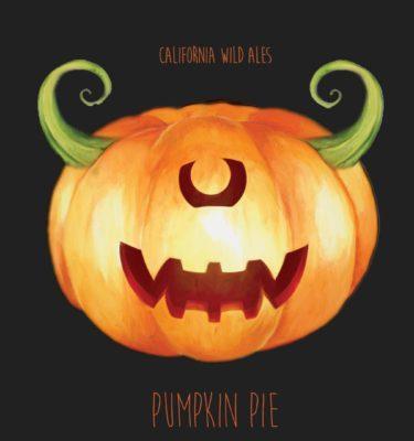 pumpkin pie wild ale