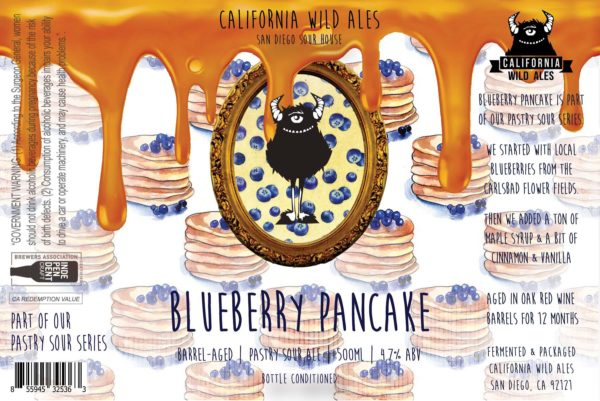 blueberry-pancake-pastry-sour-beer