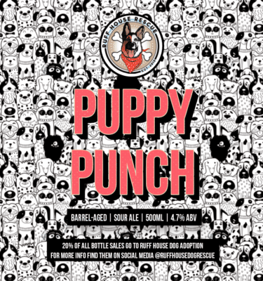 puppy punch - california wild ale