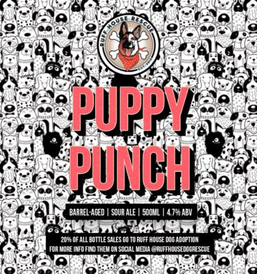 puppy punch - california wild ale