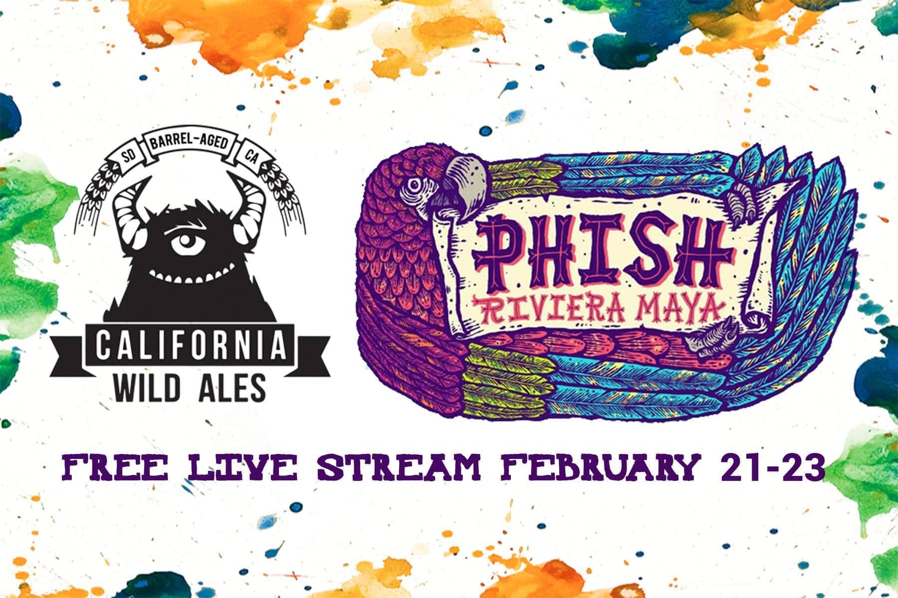 Phish-stream-california-wild-ales