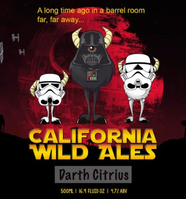 Darth Citrius - California Wild Ales