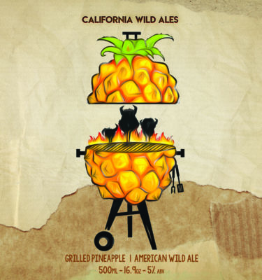 grilled-pineapple-california-wild-ales