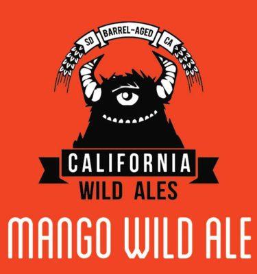 mango sour beer - california wild ales